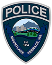 Mountlake Terrace Police badge