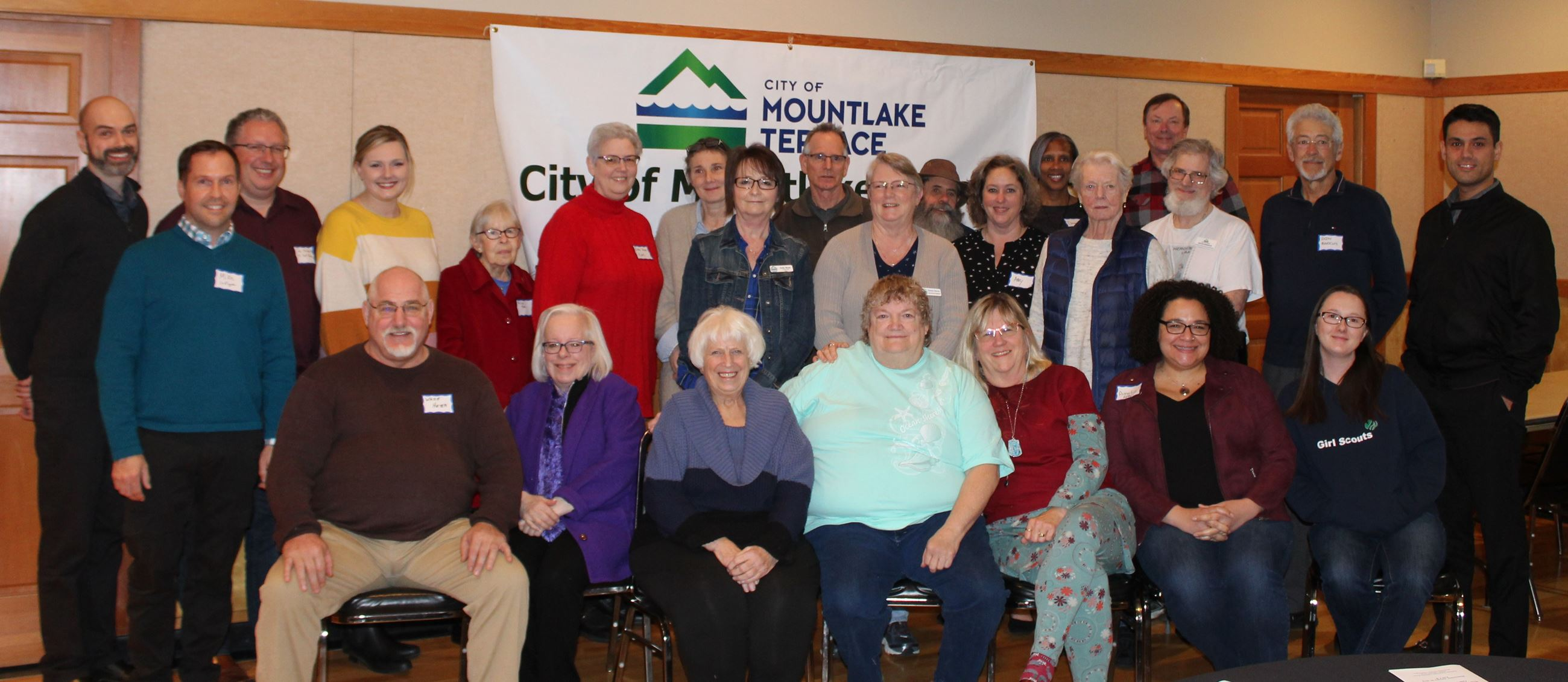 2019 Boards and Commissions Recognition Event Attendees
