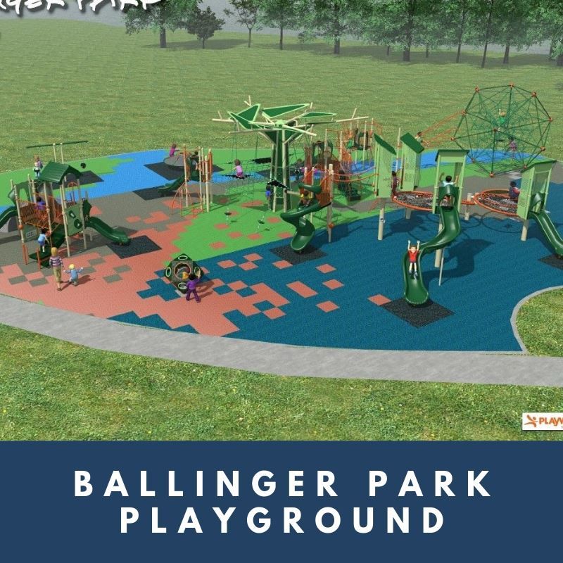 Ballinger Park Accessible Playground