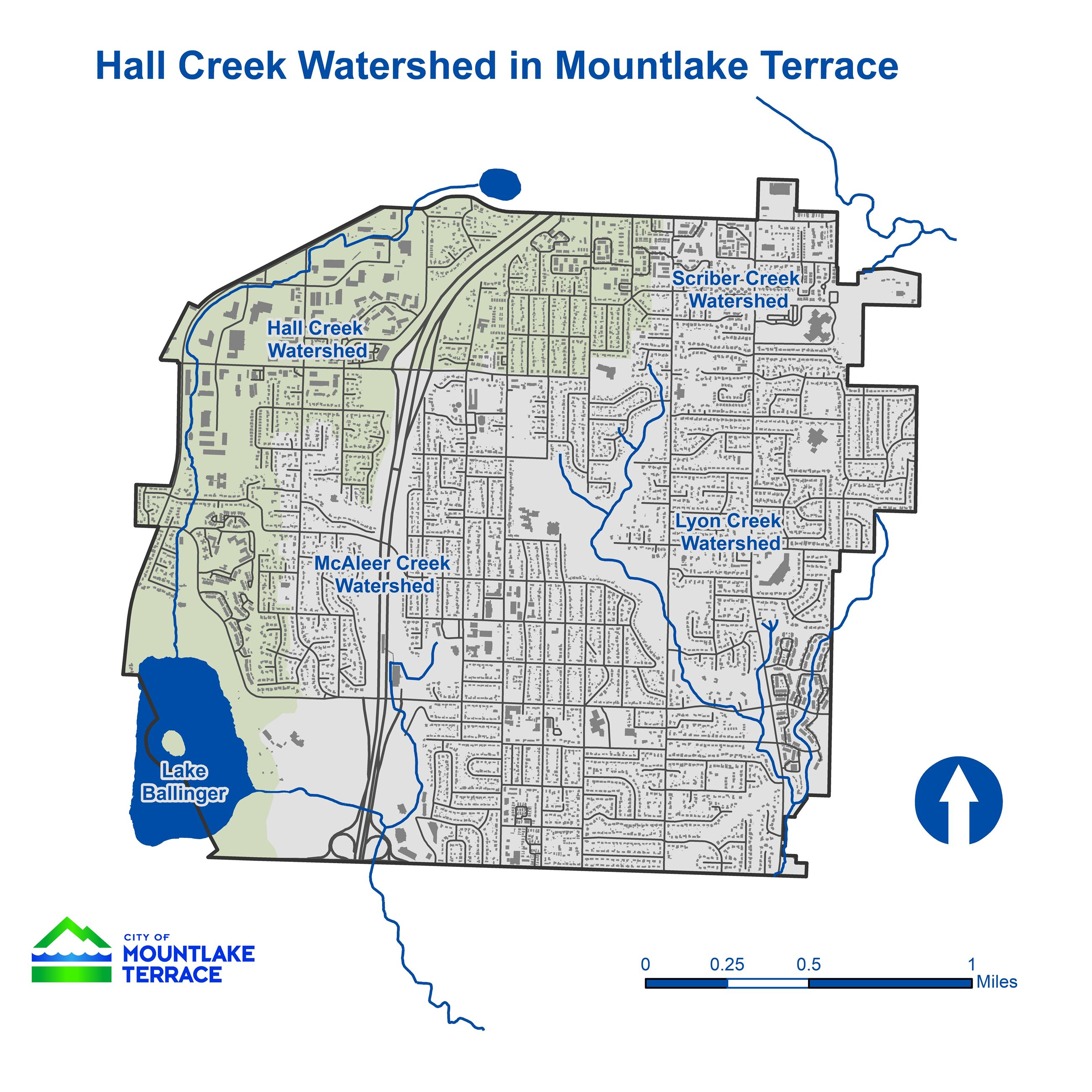 Hall Creek Watershed